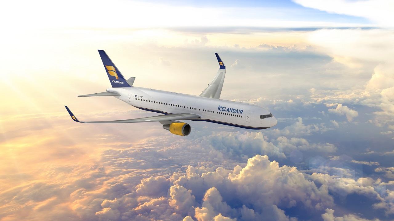 Boeing 767 - Icelandair - Langdistansefly