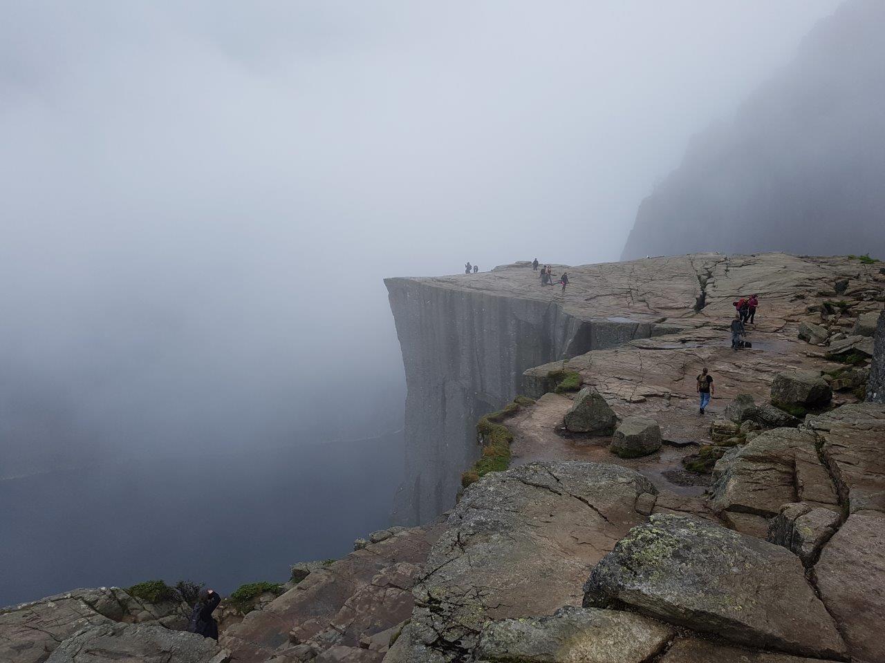 Preikestolen - Lysefjorden - Nasjonal Turiststi - Miljødirektoratet - 2020