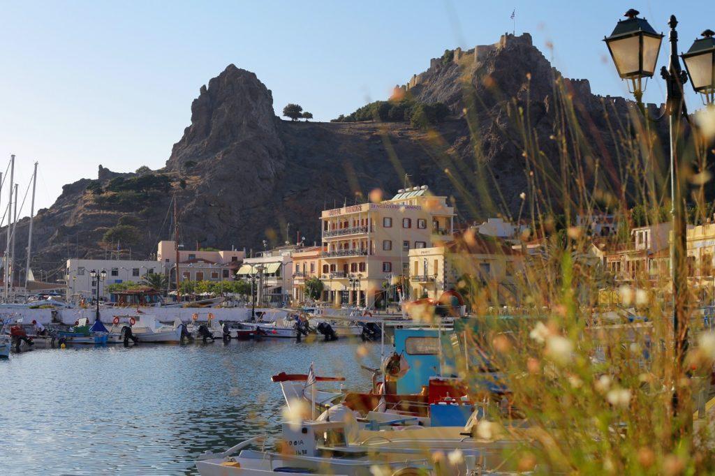 Havn - Myrina - Limnos - Egeerhavet - Hellas - Apollo