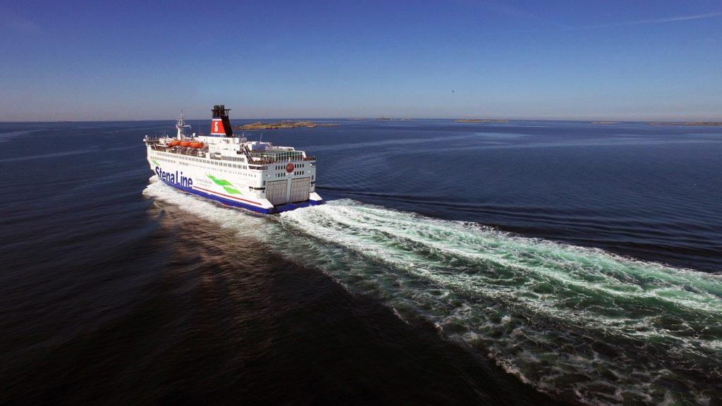 Stena Danica - Ferje - Gøteborg - Frederikshavn - Stena Line