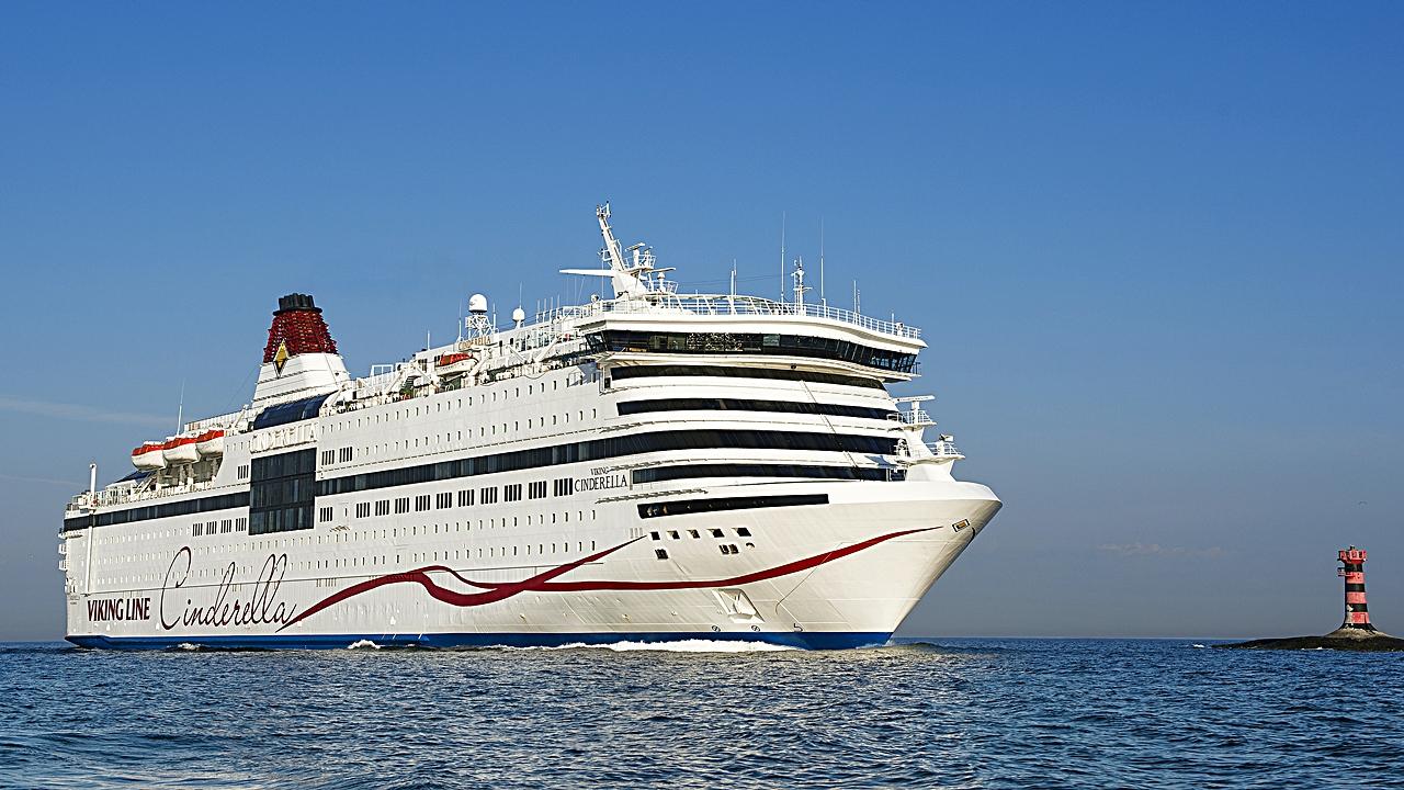 Cinderella - cruiseferje - Viking Line - Østersjøen