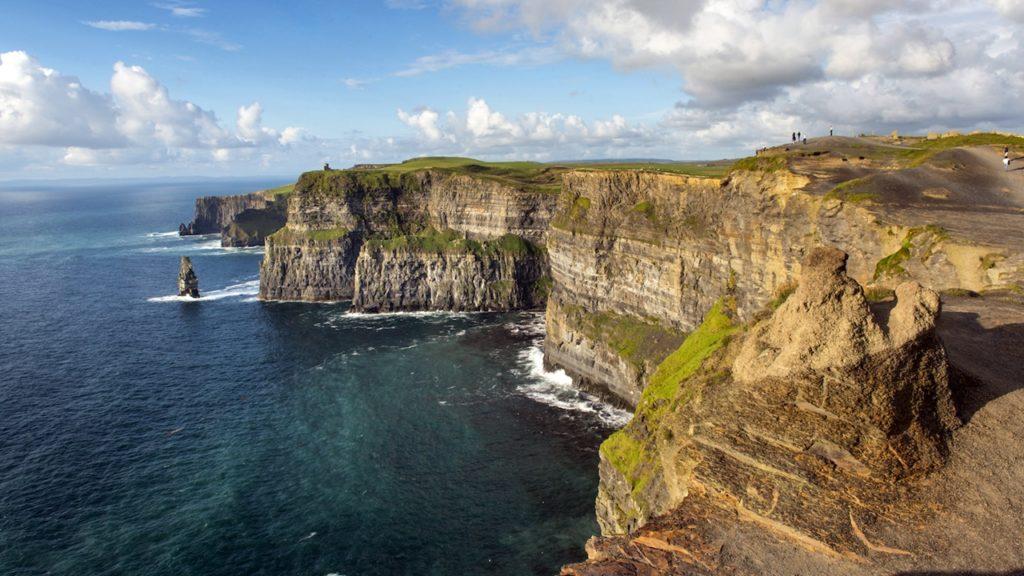 Cliffs of Moher - Økolandskap - Irland