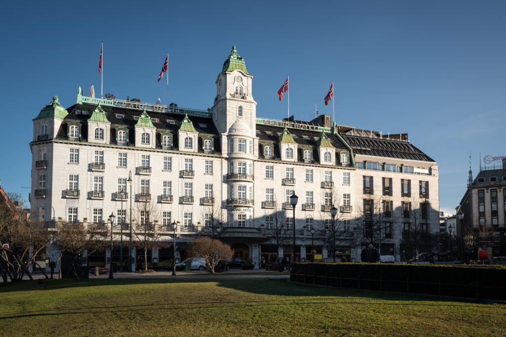 Grand Hotel Oslo by Scandic - Karl Johans gate - Oslo