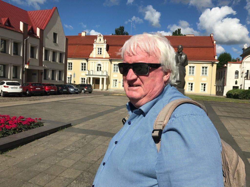 Knut Jeppsson - RadioRiksOslo
