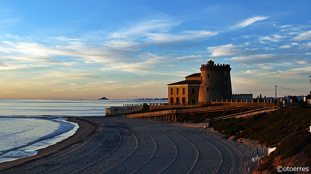 Vakttårnet - Torre de la Horadada - Costa Blanca - Spania