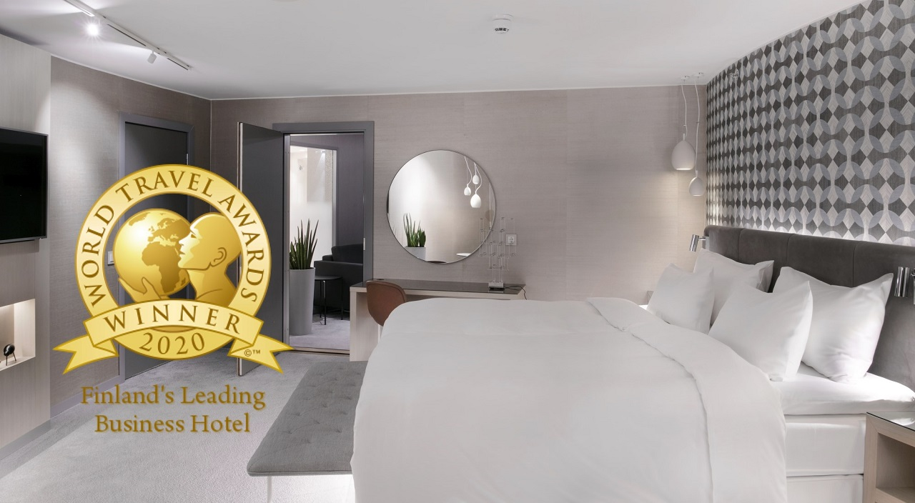 World Travel Awards 2020 - Radisson Blu Royal Hotel Helsinki - Finlands ledende business hotell