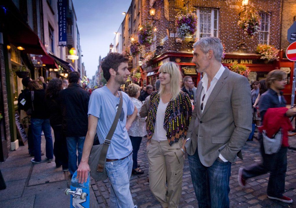 Temple Bar - Latinerkvarteret - Dublin - Irland