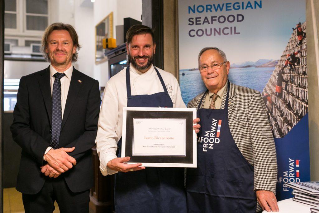 Norwegian Seafood - Tørrfiskambassadører - Italia - 2020