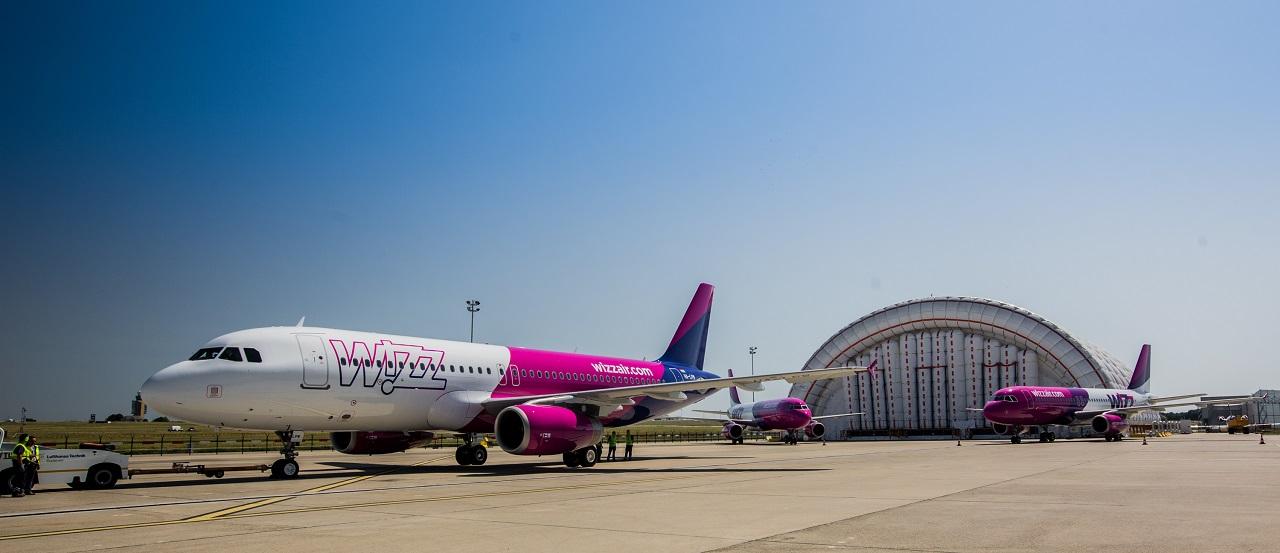 Wizz Air - Lufthansa Technik - Vedlikeholds -verksted - Budapest