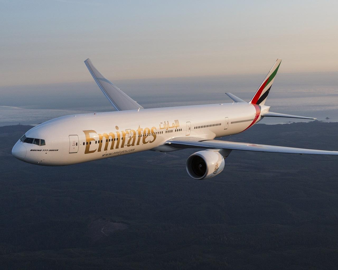 Emirates - Boeing 777 LR