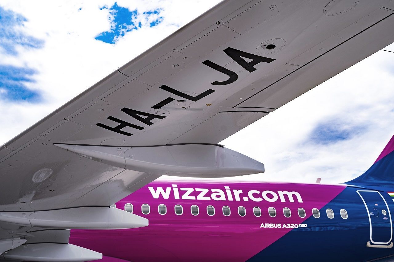 Wizz Air - airbus A 320 - family