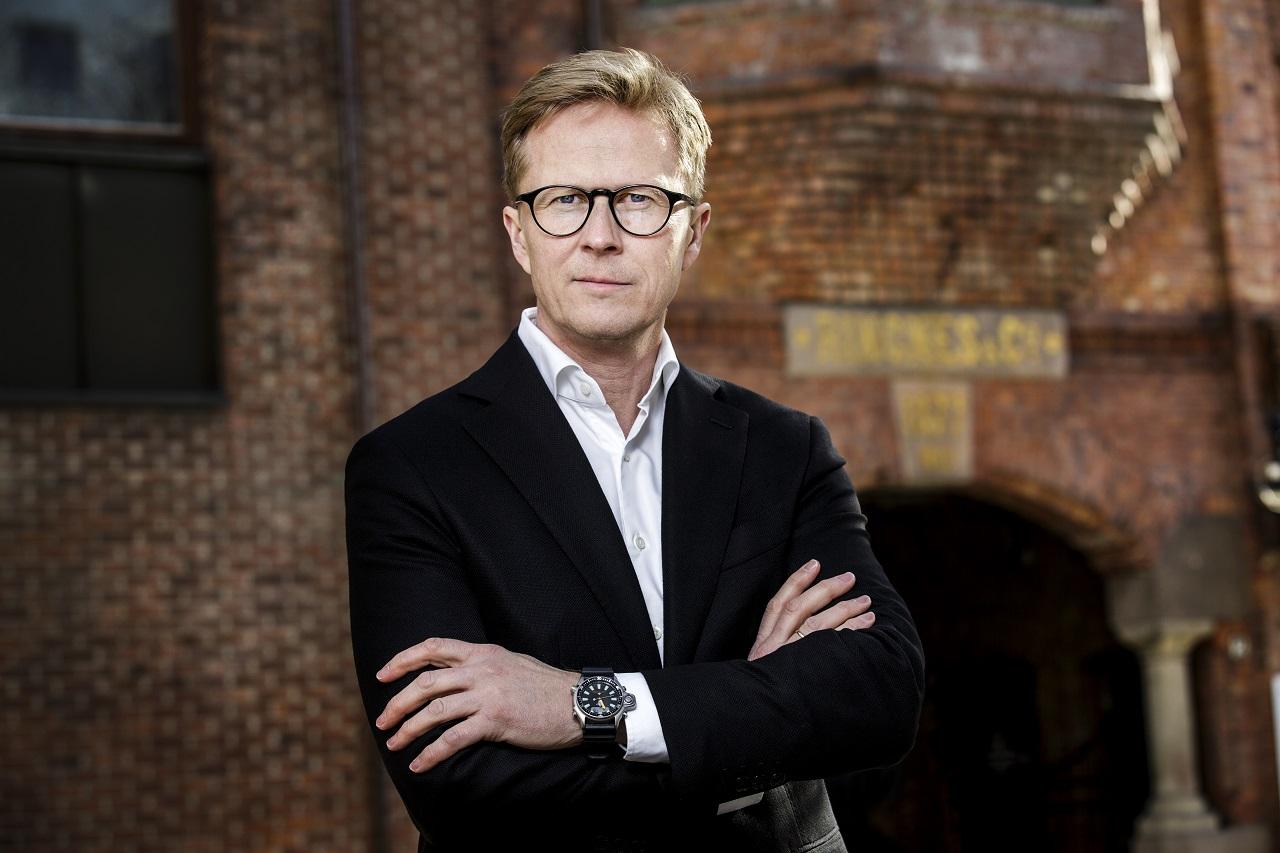 Anders Røed - Administrerende direktør - Ringnes AS - Carlsberggruppen