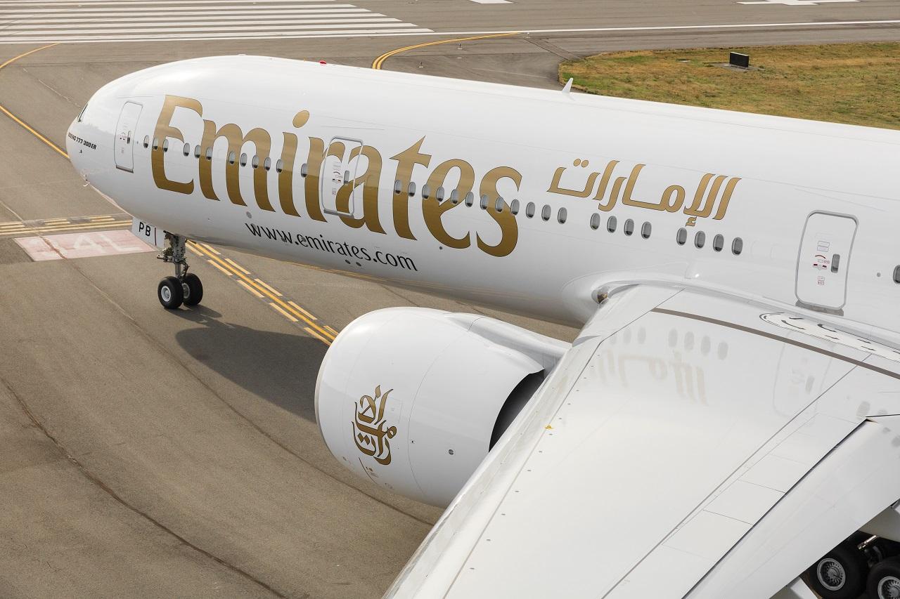 Emirates - Boeing 777-300ER - Langdistansefly
