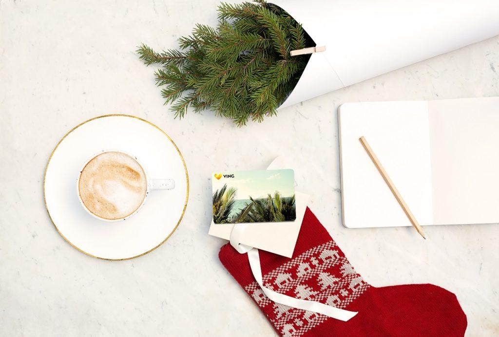 Ving - Digitalt julegavekort - Vinggruppen
