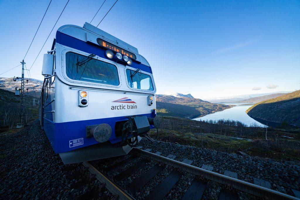 Artic Train - Ofotbanen - Narvik - Bjørnfjell