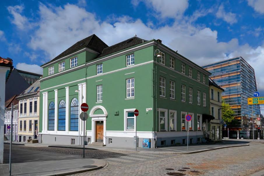 Engen 30 - Verneverdig bygning - Bergen - Vestland Fylke