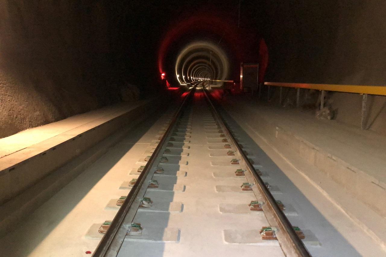 Nye Ulriken Tunnel - Bergen - Arna - Åpnet 2020