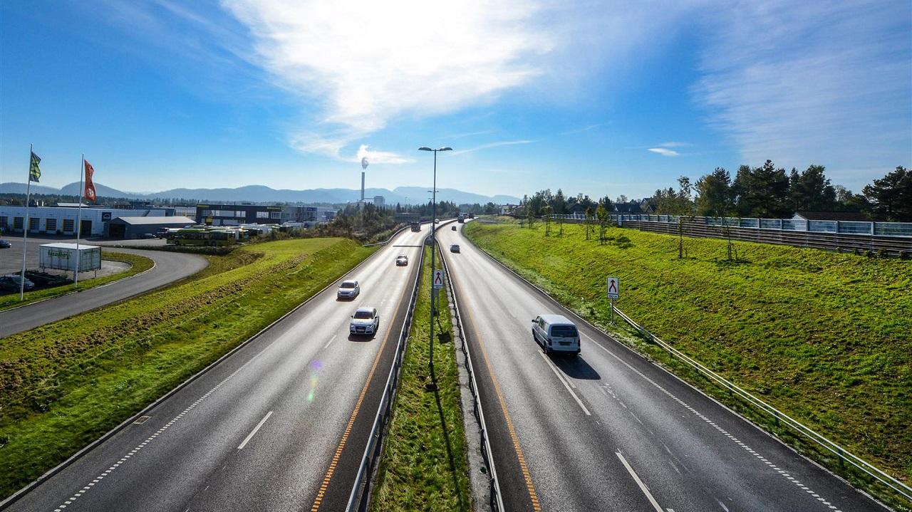 4 felts motorvei - Statens Vegvesen - Smalsporet - Ny norsk standard