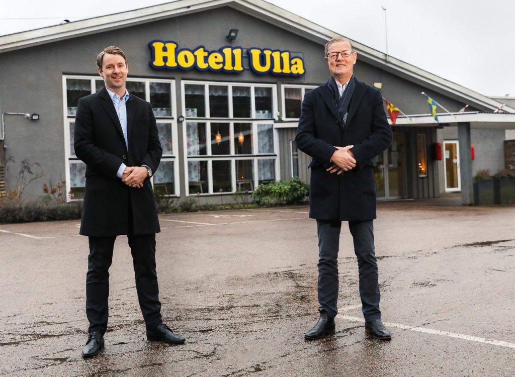 Boris Lennerhov - Patrik Levin - Hotell Ulla - Gekås Ullared