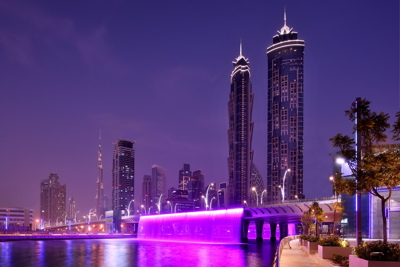 JW Marriot Marquis Dubai - Luksushotell - Dubai - UAE