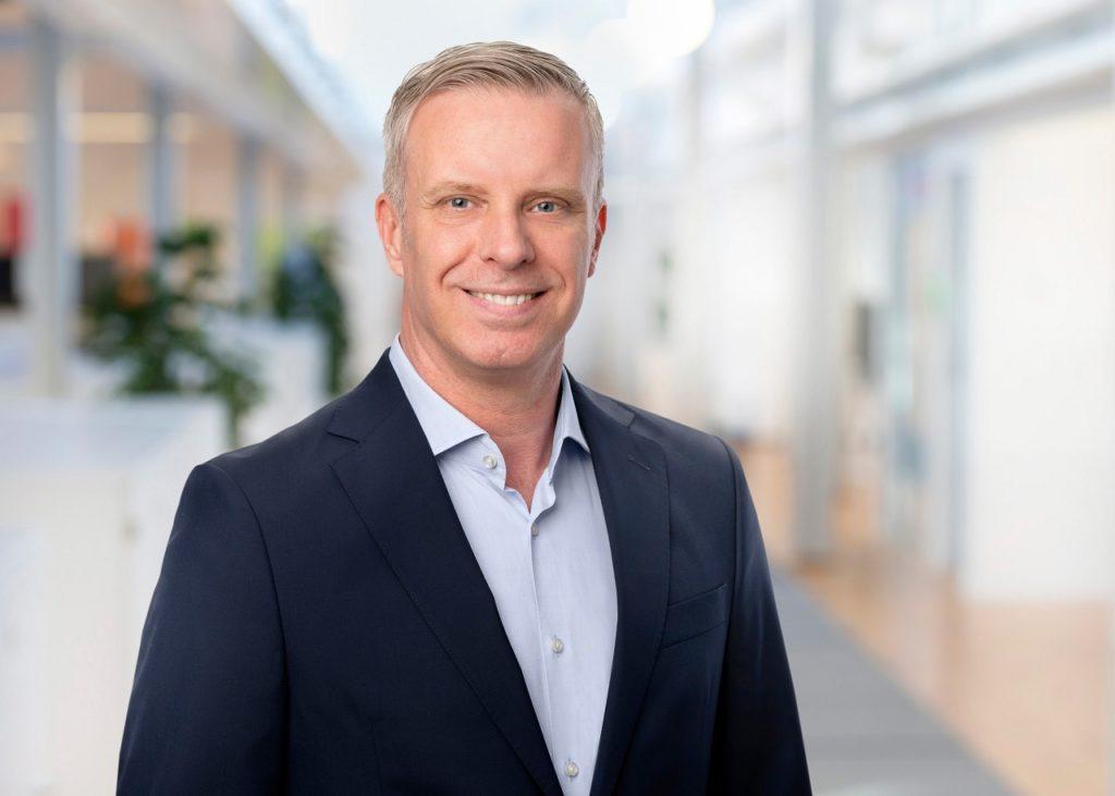 Johan Nordqvist - Skandinaviadirektør - Amadeus