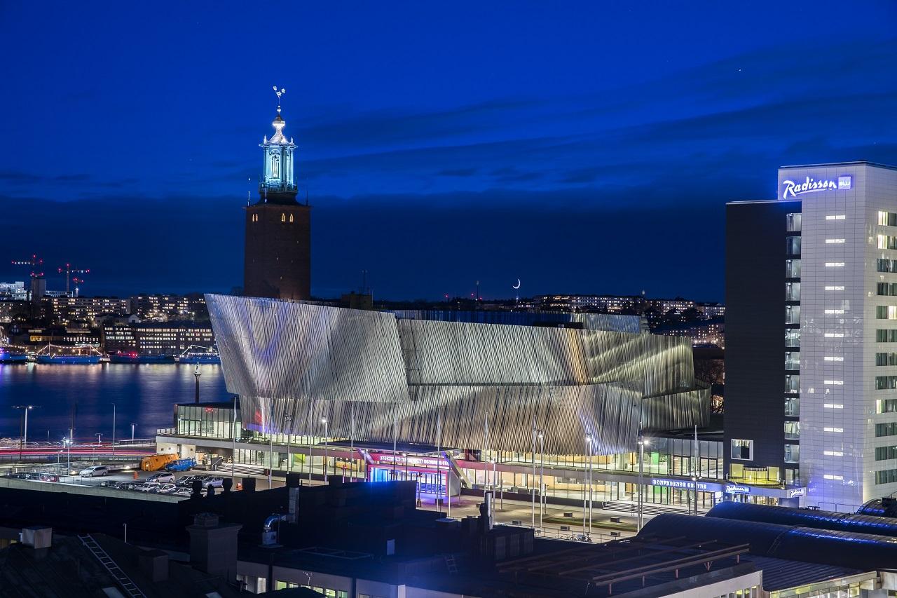 Radisson Blu Waterfront Hotel - Stockholm - Sverige