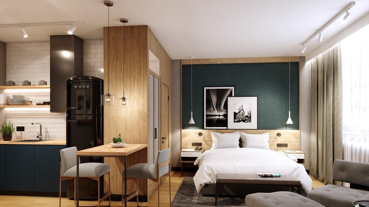 Serviced Apartments -Betjente leiligheter - Radisson Hotel Group
