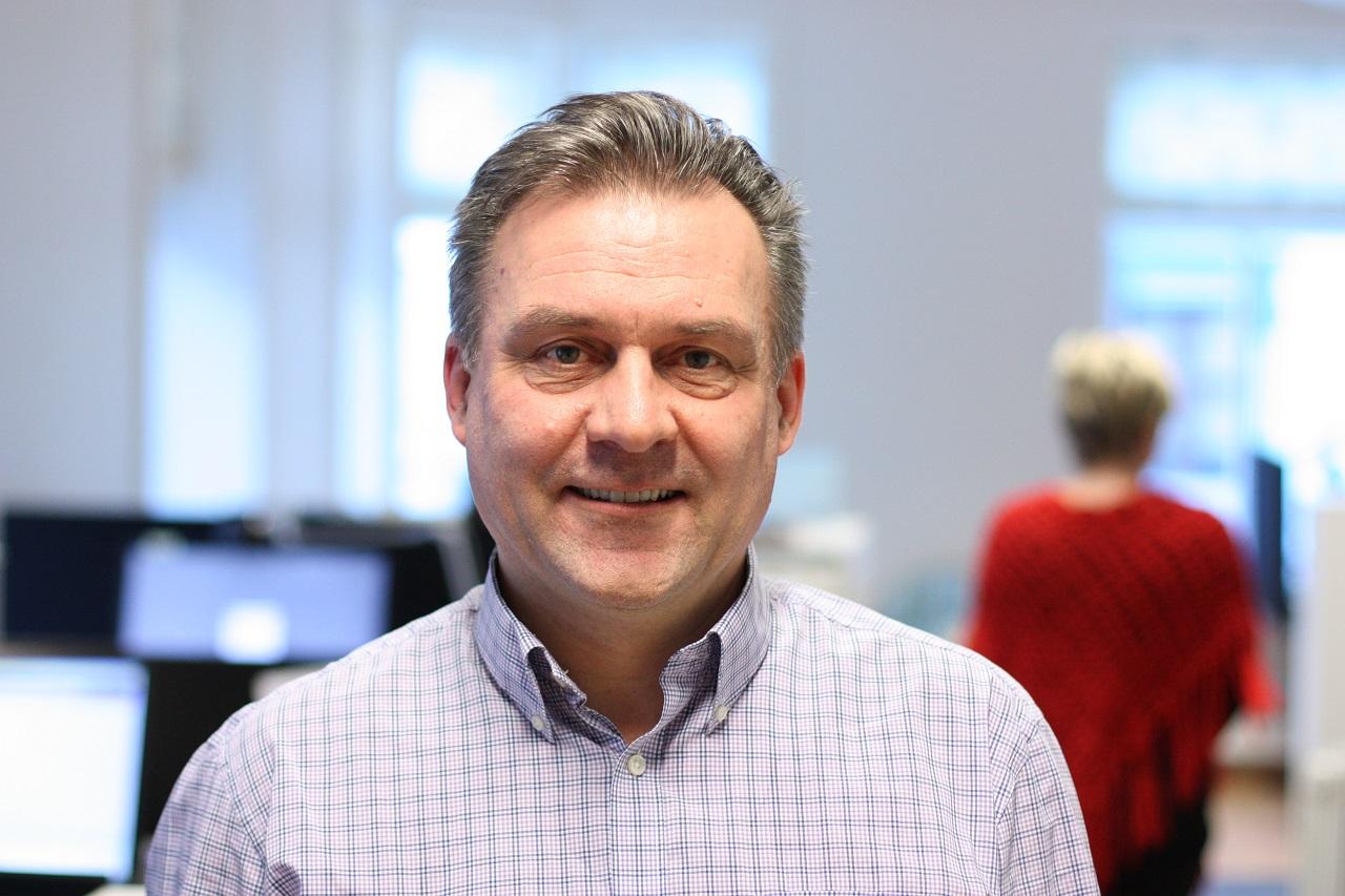 Sindre Skurtveit - Direktør - Berg-Hansen reisebyrå