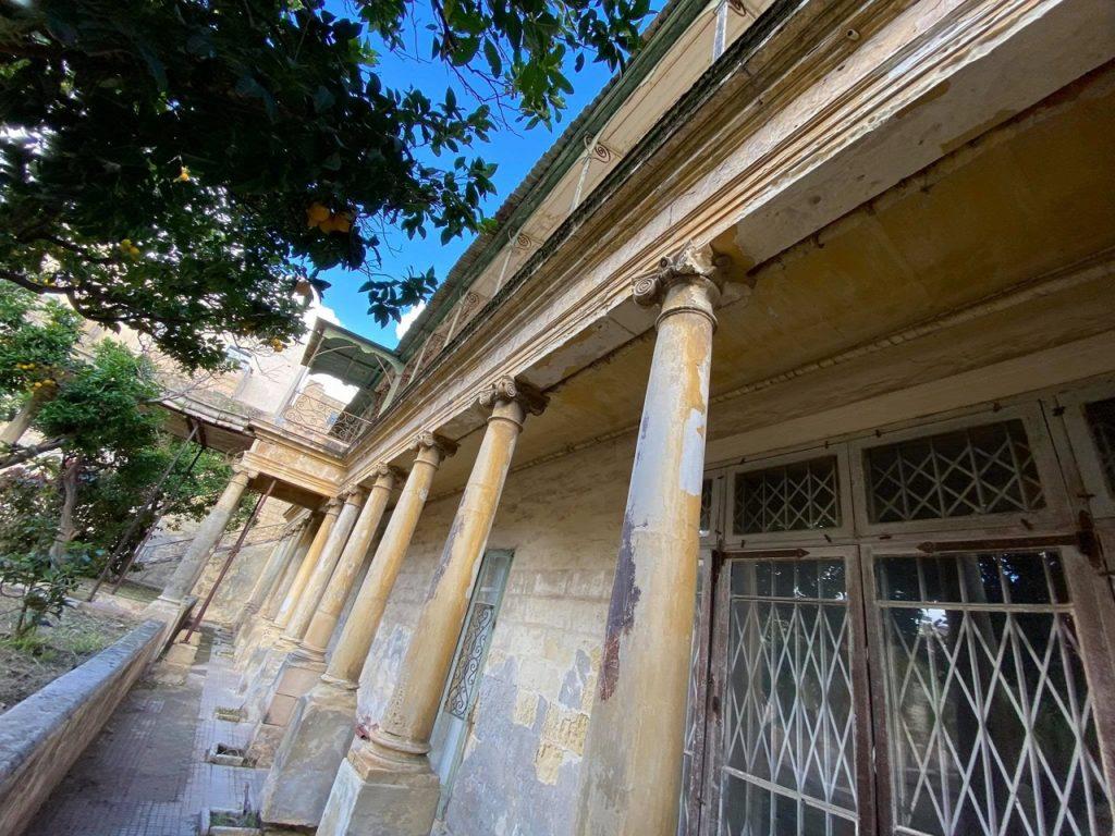 Villa Guardamangia - Kongebolig - Historisk bolig - Heritage Malta