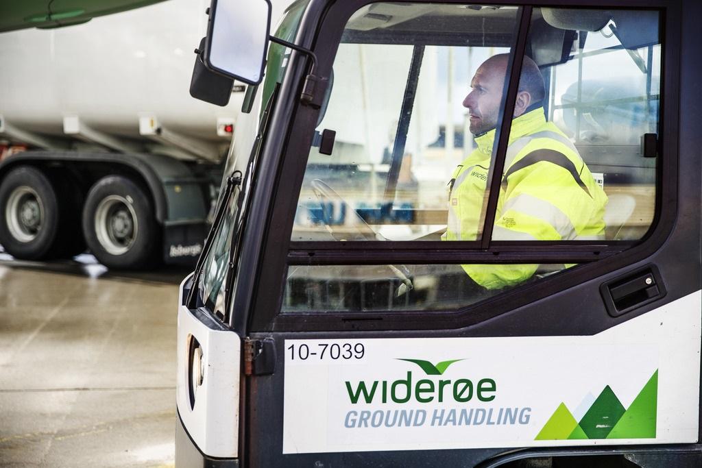 WGH - Widerøe Ground Handling - Bakketjenester - Flyplasser