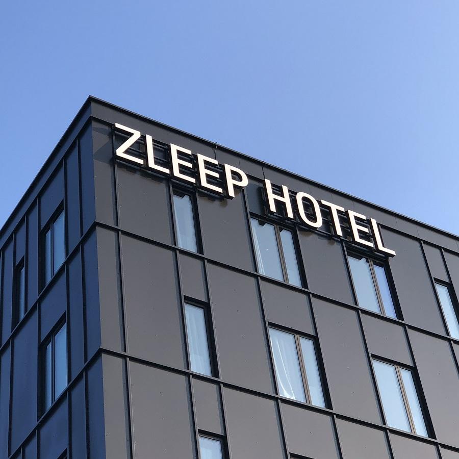 Zleep Hotels - Fasade - Lyngby - København