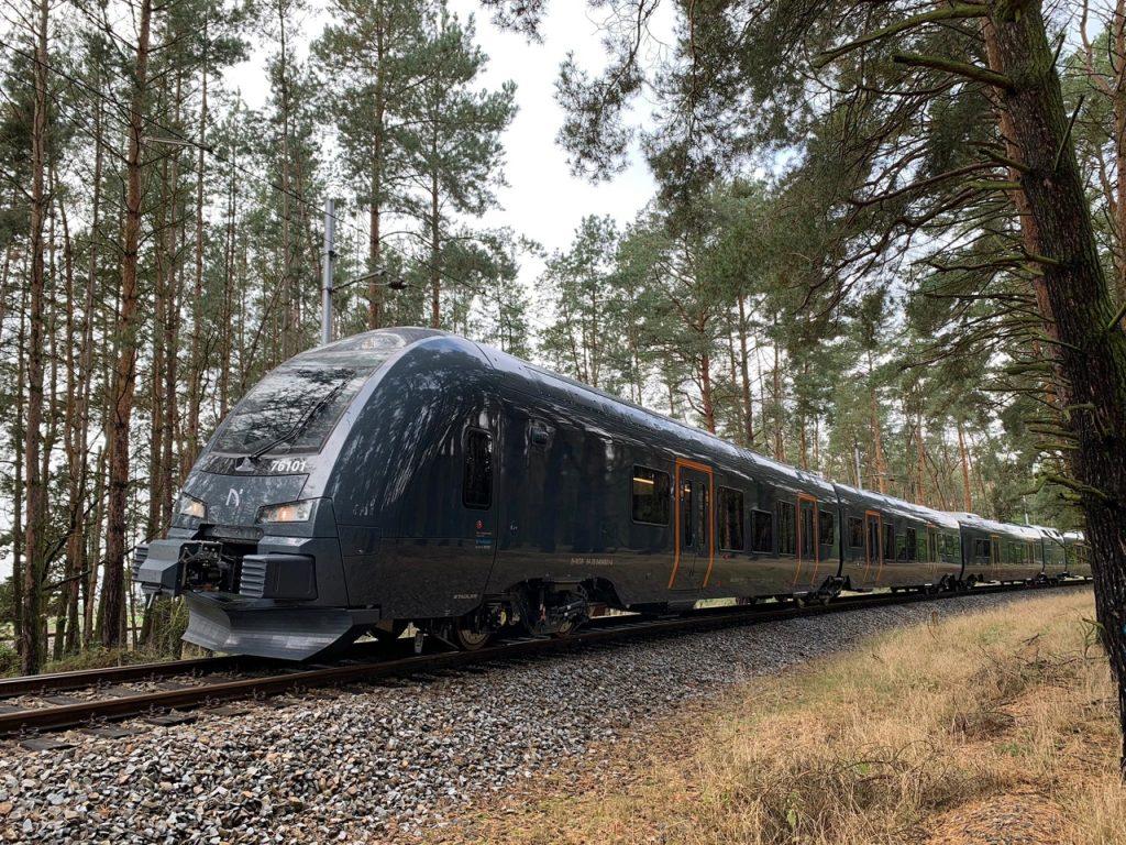 Norske tog  og SJ Norge - Bimodale tog Type 76