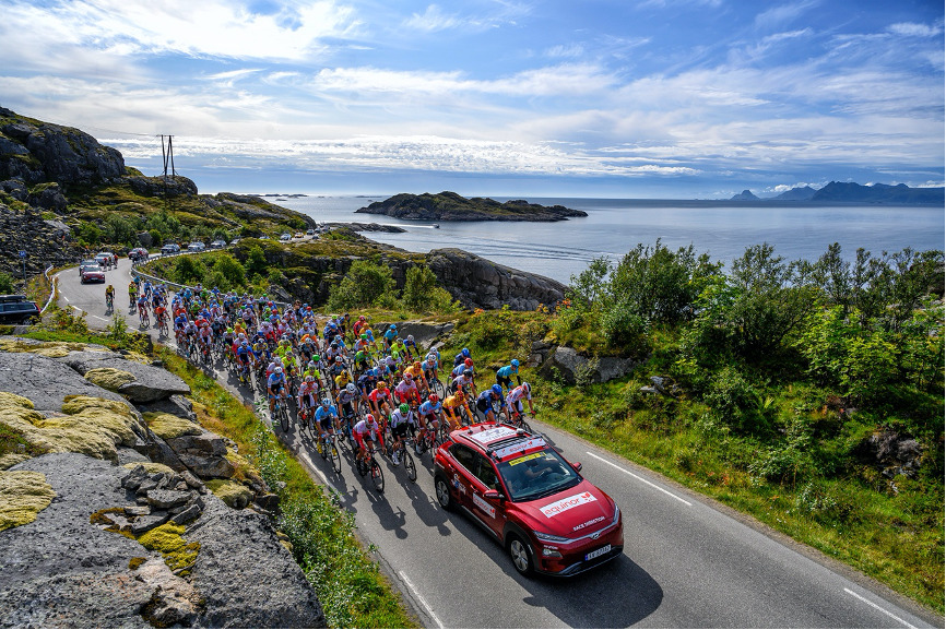 Artic Race of Norway - Sykkelritt - Henningsvær - 2019