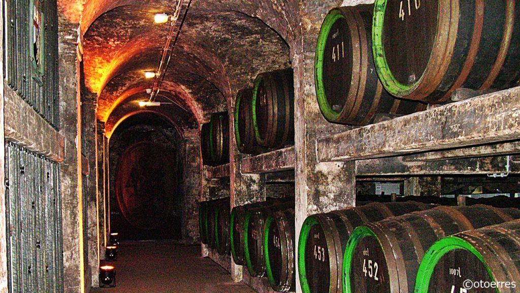 Bremen - Rådhus - Kommunal vinkjeller - Unesco