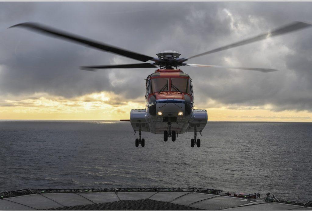 Sikorsky S-92A - Helikopter - CHC Helikopter Service