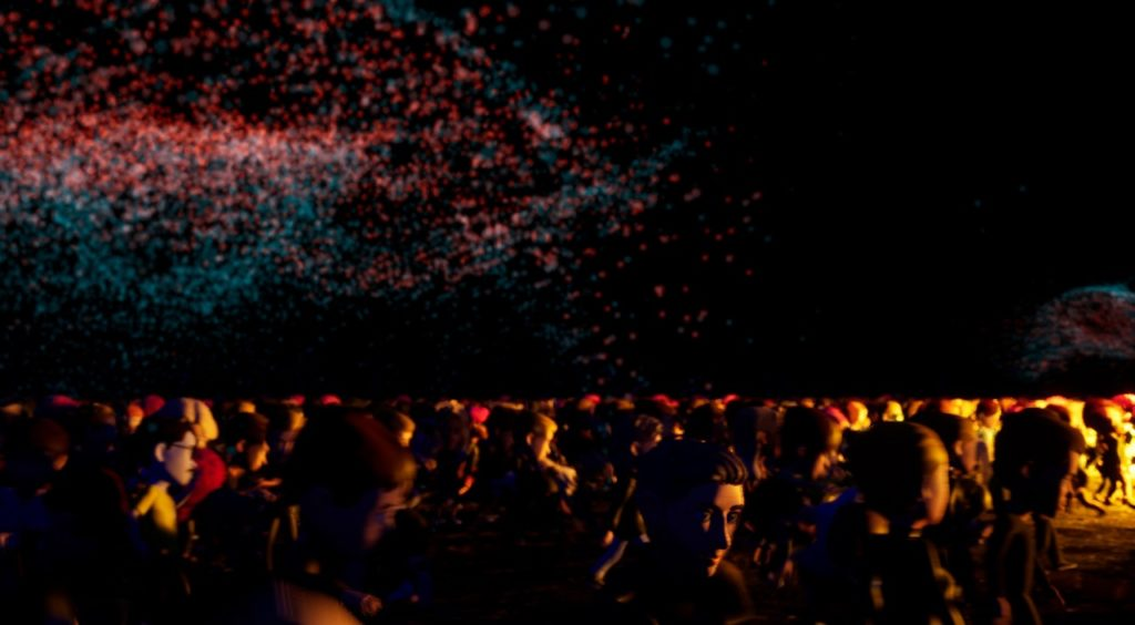 Polar Beat - Virtuell Nyttårsfest - Island - Inspired by Iceland