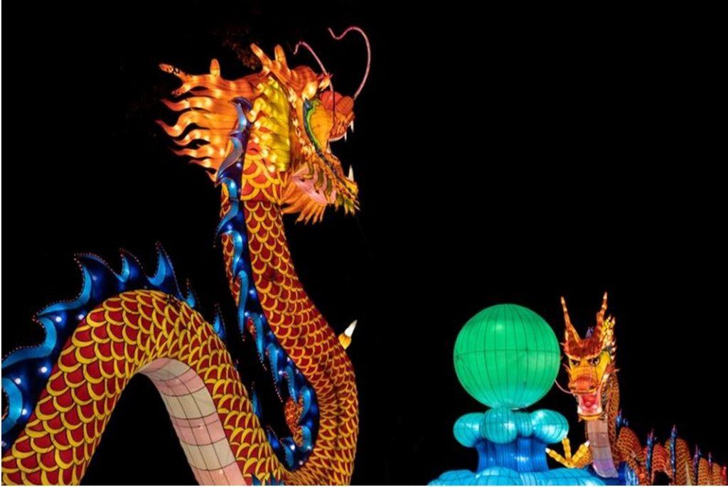 Kinesiske drager - Tradisjon - Festivaler - Unsplash