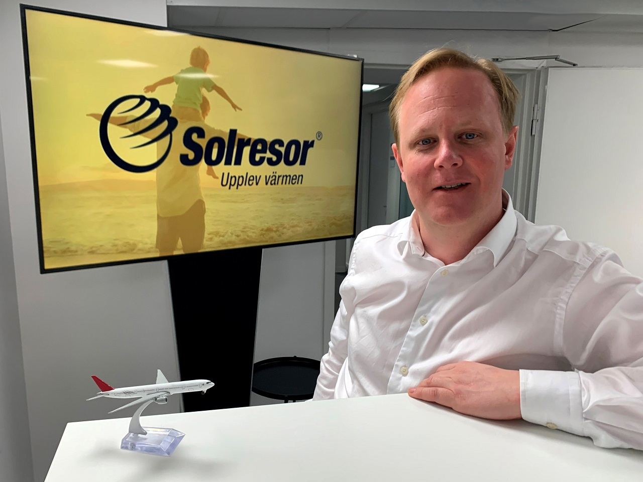 Emanuel Karlsson - Solresor - Rolfs Flyg & Buss