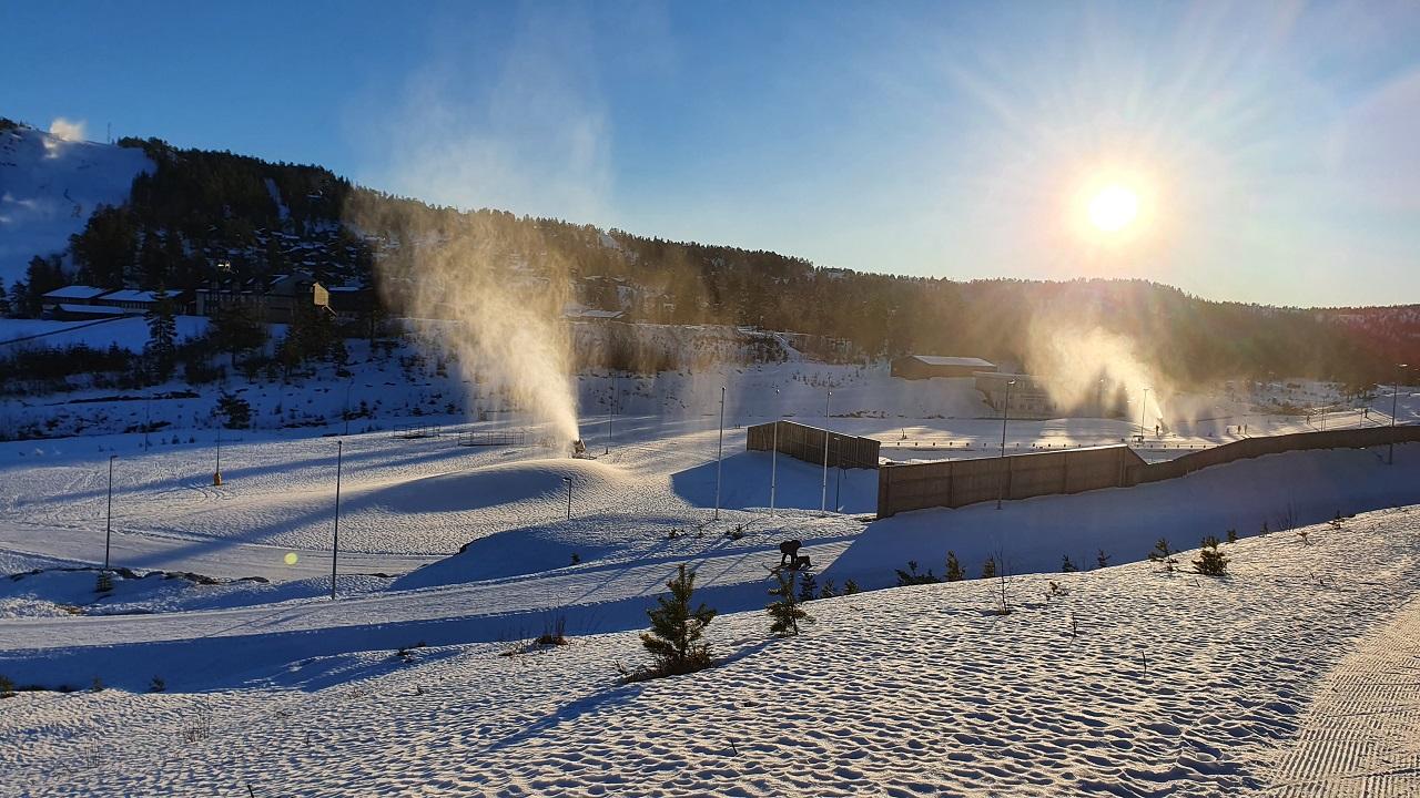 Gautefall -Skisenter - Telemark - Telenor