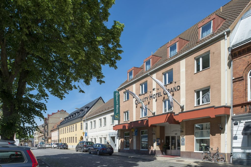 Quality Hotel Grand - Kristianstad - Sverige