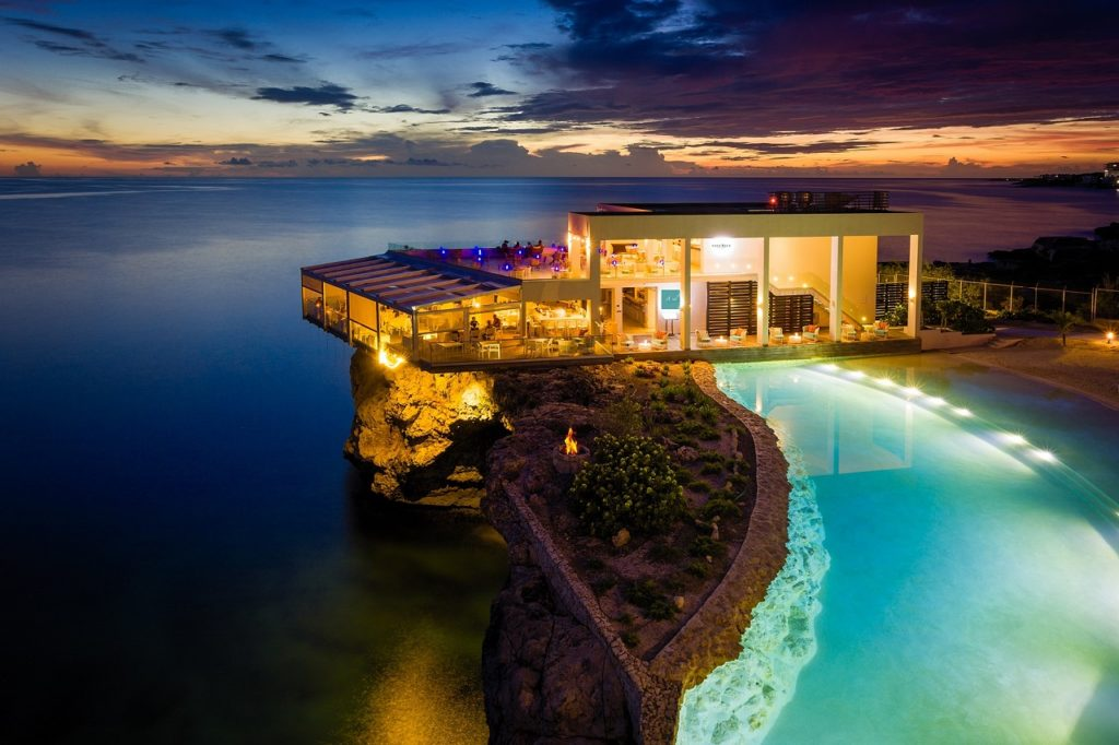 Sonesta Ocean Point Resort - Maho Reef -St. Maarten - Karibien