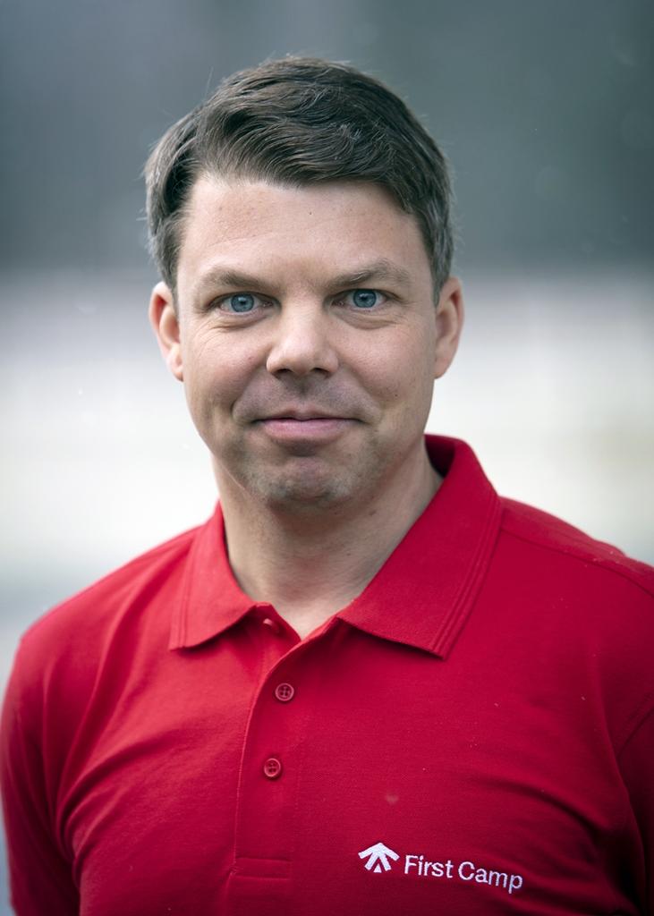 Johan Söör - VD / CEO - First Camp - Sverige