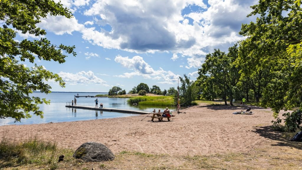 First Camp Stensö - Kalmar - Sverige - Østersjøen