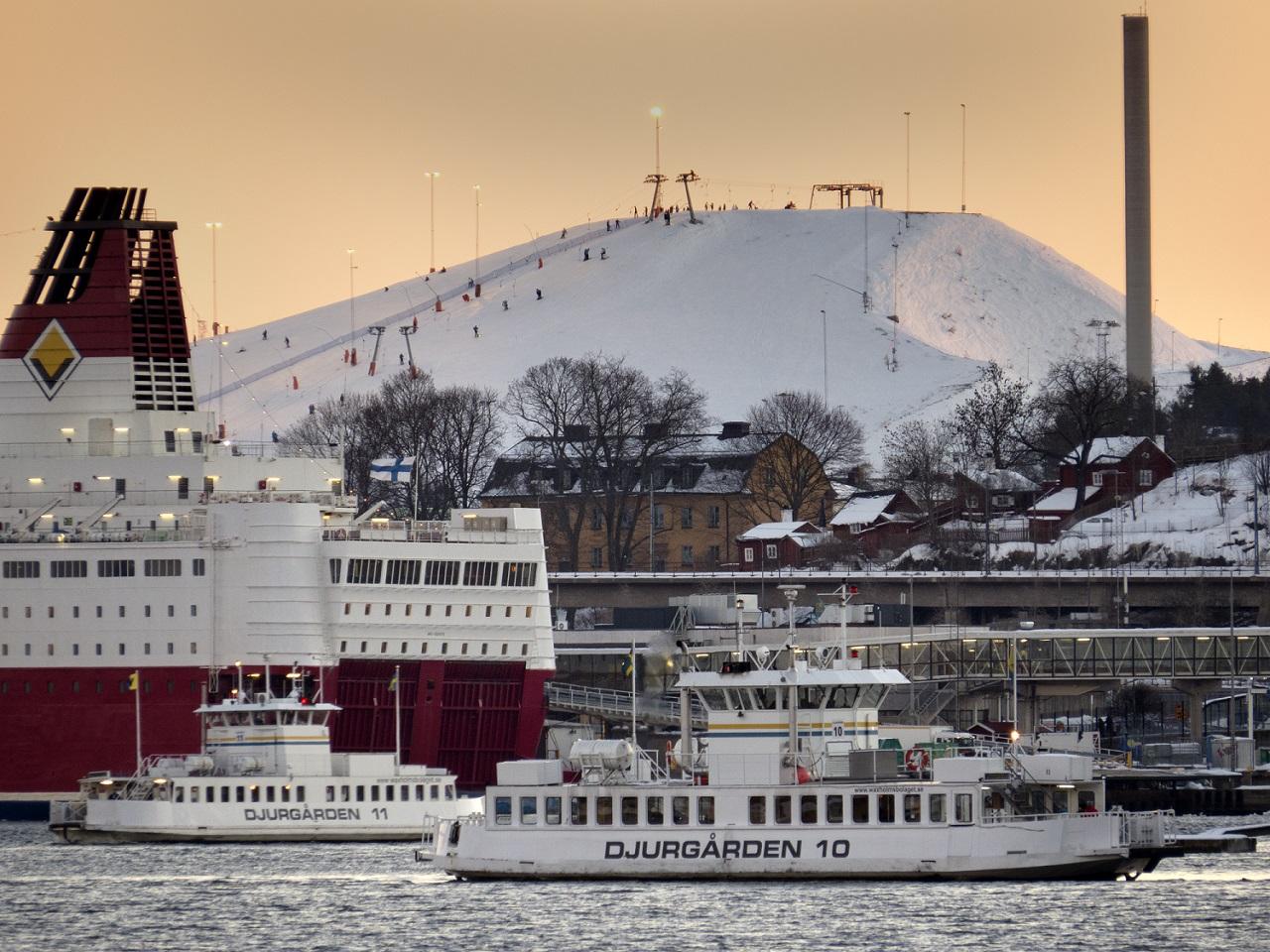 Hammarbybacken - Stockholm - Sverige - Skistar