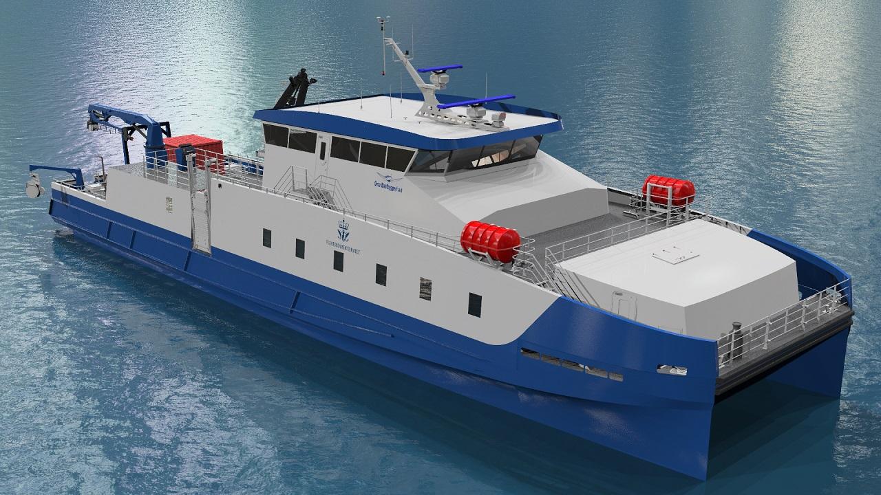 Norled - Hurtigbåt - Fiskeridirektoratet - Miljøvenlig