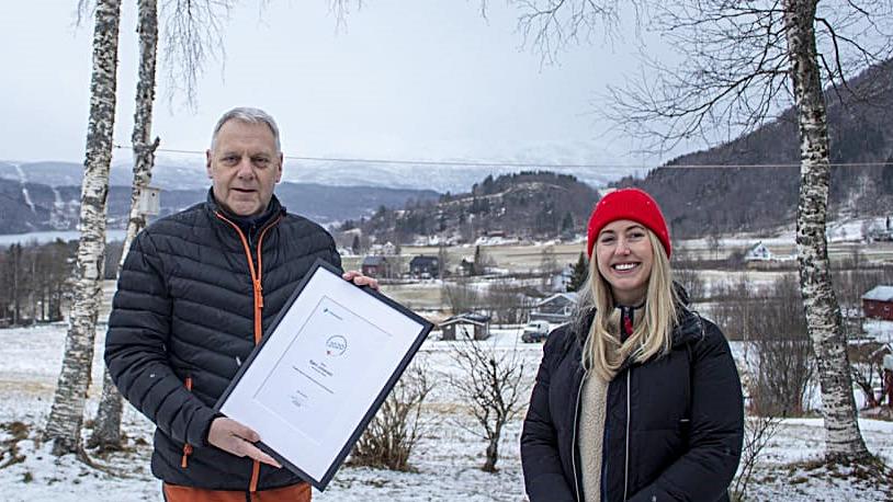 Sikkerhetsprisen 2020- Luftfartstilsynet - Widerøe - Bjørn Johansen