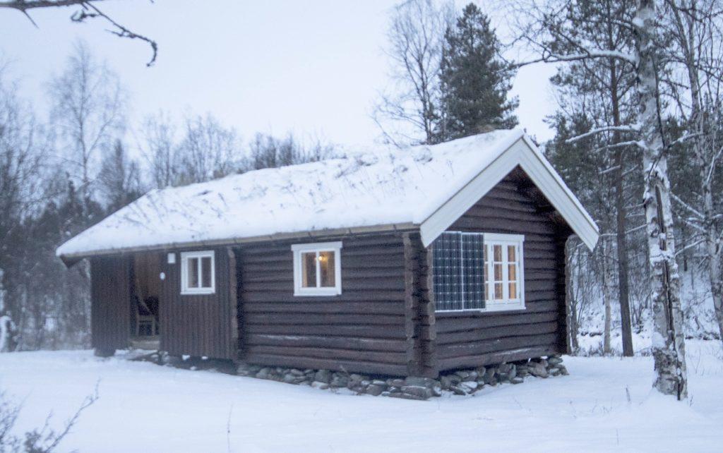Høgskardhus - Dividalen - Troms -Statsskog