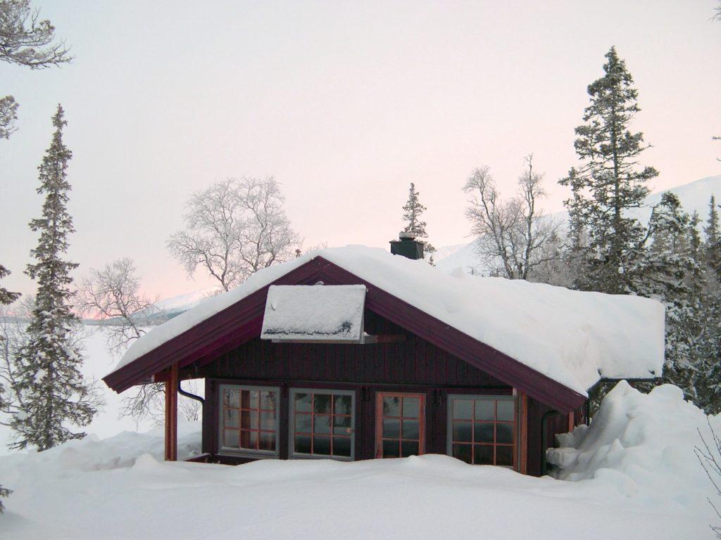Bustadmoen- nedre Fiplingvatn - Grane kommune - Nordland -Statsskog