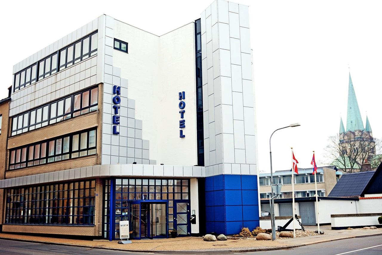 Hotel Frederikshavn - Sømandshjem - Vendsyssel - NordJylland