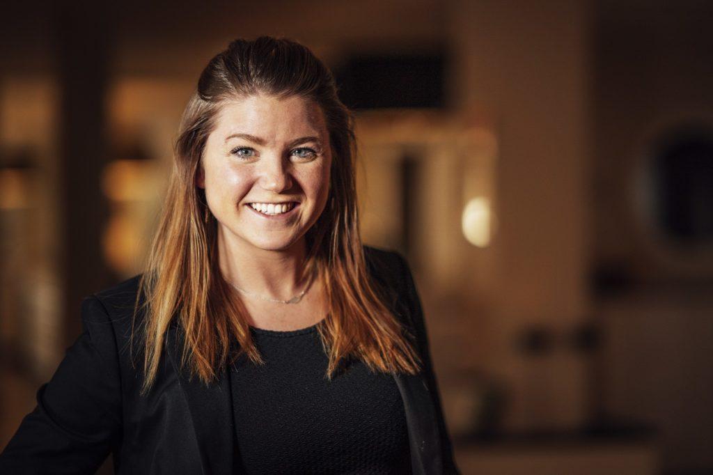 Josefin Gudmundson - Hotelldirektør . Nordic Choice Hotels - Sverige